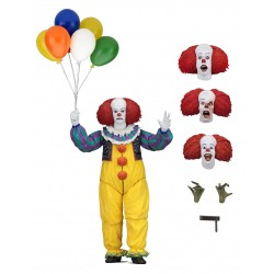 Neca Stephen Kings Es 1990 Actionfigur Ultimate Pennywise (18 cm)