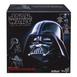 Star Wars Black Series Elektronischer Helm Darth Vader