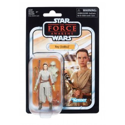 Star Wars Vintage Collection 2018 Actionfigur Rey (Jakku) (Episode VII) (10 cm)