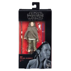 Star Wars Black Series Wave 16 Actionfigur Rey (Island Journey) (Episode VIII) (15 cm)