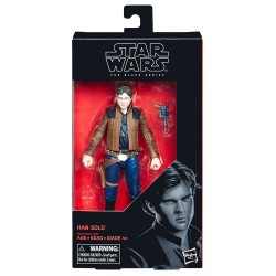 Star Wars Black Series Wave 16 Actionfigur Han Solo (Solo) (15 cm)