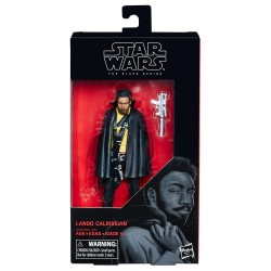 Star Wars Black Series Wave 16 Actionfigur Lando Calrissian (Solo) (15 cm)