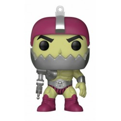 Masters of the Universe POP! Television Vinyl Figur Trap Jaw (Metallic) (10 cm)