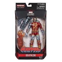 "Marvel Legends Series 01 'Deadpool' Actionfigur Deathlok 6"" (15 cm)"