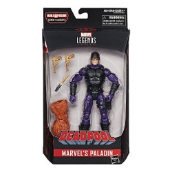 "Marvel Legends Series 01 'Deadpool' Actionfigur Marvel's Paladin 6"" (15 cm)"