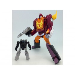 Transformers Masterpiece Targetmaster Hot Rodimus