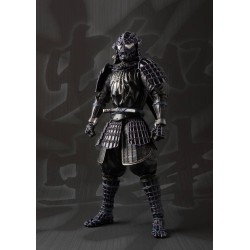 Marvel Comics Meisho Manga Realization Actionfigur Onmitsu Black Spider-Man (19 cm)
