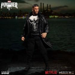 Marvel Universe Actionfigur One:12 Punisher (TV Series) (17 cm)