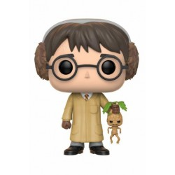 Harry Potter Funko POP! Vinyl Figur Harry Potter (Herbology Version) (10 cm)