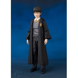 Harry Potter und der Stein der Weisen S.H. Figuarts Actionfigur Harry Potter (12 cm)