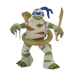 Turtles Basic Actionfigur Mutant Mummy Leo (11 cm)