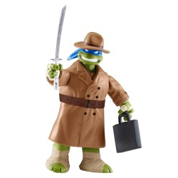 Turtles Basic Actionfigur Wanted '80s Leonardo (11 cm)