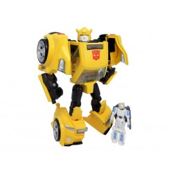 Transformers Takara LG-54 Bumblebee & Exo-Suit Spike (10 cm)