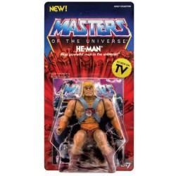 Masters of the Universe Vintage Collection Actionfigur He-Man (14 cm)
