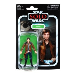 Star Wars Vintage Collection 2018 Actionfigur Han Solo (Solo) (10 cm)
