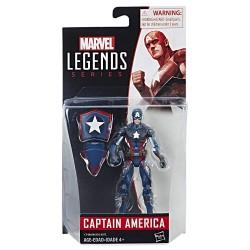 "Marvel Legends Captain America 3.75"" (10 cm)"