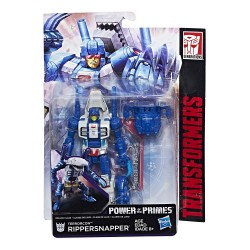 Transformers Power of the Primes Deluxe Rippersnapper (15 cm)