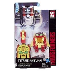 Transformers Generations Titans Return Titan Masters Wave 2 Repugnus