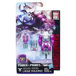 Transformers Power of the Primes Prime Master Liege Maximo (5 cm)