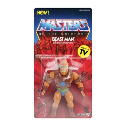 Masters of the Universe Vintage Collection Actionfigur Beast Man (14 cm)