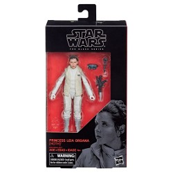 Star Wars Black Series Wave 18 Actionfigur Princess Leia Organa (Hoth) (Episode V) (15 cm)