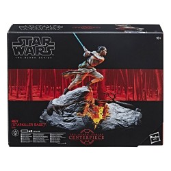 Star Wars Black Series Centerpiece Diorama Rey (Starkiller Base) (15 cm)