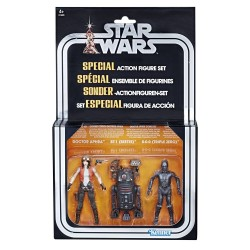 Star Wars Vintage Collection Actionfiguren 3er-Pack Doctor Aphra Comic Set (Exclusive) (10 cm)