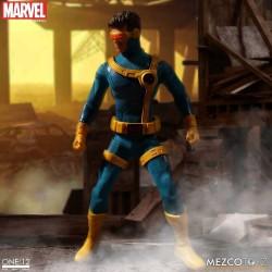 Marvel Universe Actionfigur mit Leuchtfunktion One:12 Cyclops (16 cm)