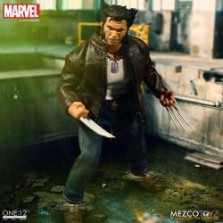 Marvel Universe Actionfigur One:12 Logan (16 cm)