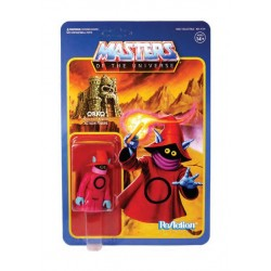 Masters of the Universe ReAction Actionfigur Wave 4 Orko (6 cm)