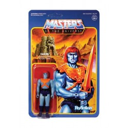 Masters of the Universe ReAction Actionfigur Wave 4 Faker (10 cm)