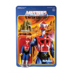 Masters of the Universe ReAction Actionfigur Wave 4 Mekaneck (10 cm)