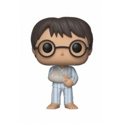 Harry Potter Funko POP! Vinyl Figur Harry Potter (PJs) (10 cm)