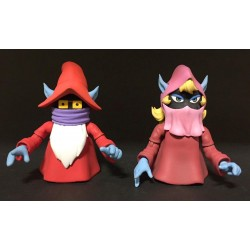 Masters of the Universe Classics 2.0 (Filmation) Dree Elle & Uncle Montork (Power-Con 2018 Exclusive)