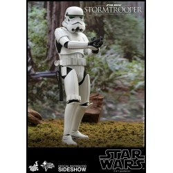 Star Wars Movie Masterpiece Actionfigur 1/6 Stormtrooper (30 cm)