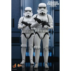 Star Wars Movie Masterpiece Actionfigur 1/6 Stormtrooper (Deluxe Version) (30 cm)