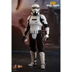 Star Wars Solo Movie Masterpiece Actionfigur 1/6 Patrol Trooper (30 cm)