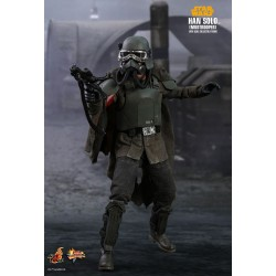 Star Wars Solo Movie Masterpiece Actionfigur 1/6 Han Solo (Mudtrooper) (31 cm)