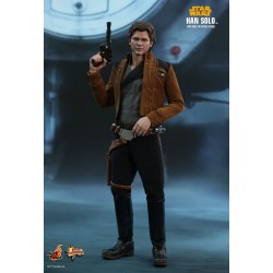 Star Wars Solo Movie Masterpiece Actionfigur 1/6 Han Solo (31 cm)