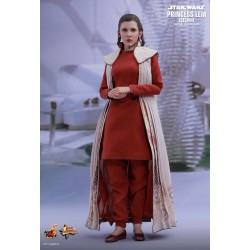 Star Wars Episode V Hot Toys 1/6 Movie Masterpiece Actionfigur Princess Leia Organa (Bespin) (27 cm)