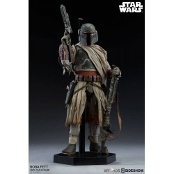 Star Wars Mythos Sideshow Collectibles 1/6 Actionfigur Boba Fett (30 cm)