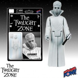 Twilight Zone Actionfigur Kanamit white robe (10 cm)