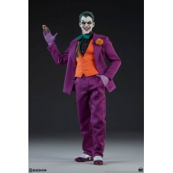 DC Comics Sideshow Collectibles Actionfigur 1/6 The Joker (30 cm)