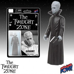 Twilight Zone Actionfigur Kanamit black robe (10 cm)