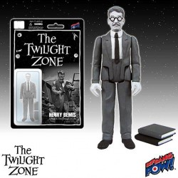 Twilight Zone Actionfigur Henry Bemis (10 cm)