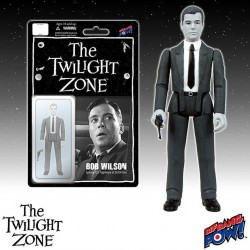 Twilight Zone Actionfigur Bob Wilson (10 cm)