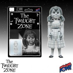 Twilight Zone Actionfigur Talky Tina (10 cm)