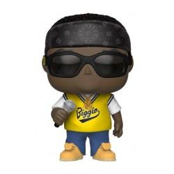 Notorious B.I.G. POP! Rocks Vinyl Figur Notorious B.I.G. (Jersey) (10 cm)