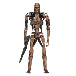 Neca Terminator 2 Kenner Tribute Actionfigur Metal Mash Endoskeleton (18 cm)