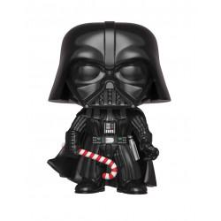 Star Wars POP! Vinyl Wackelkopf-Figur Holiday Darth Vader (10 cm)